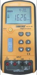 Volt MA Calibrator Source & amp Measures Kusam Meco 700