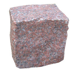 Magadi Red Granite Cobbles