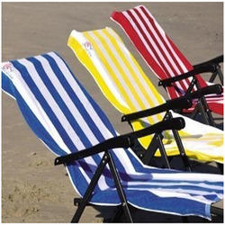 Cotton STRIPES Hotel Pool Towel, For Swimming Pools, Size: 36x72