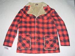 Ladies Checkered Jackets