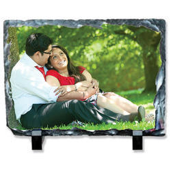 Sublimation Couple Photo Rock