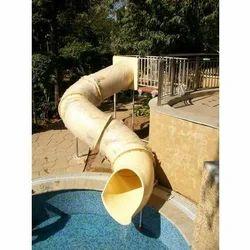 Tunnel Pool Slide