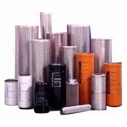Earthmoving Machine Steel Filters