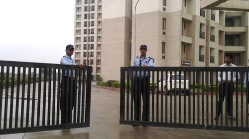 Apartment Gate Security Guard Services