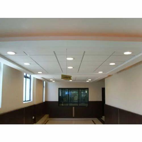 Ceiling Work Gypsum Board