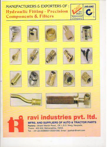 Automobile Spare Parts - View Specifications & Details of