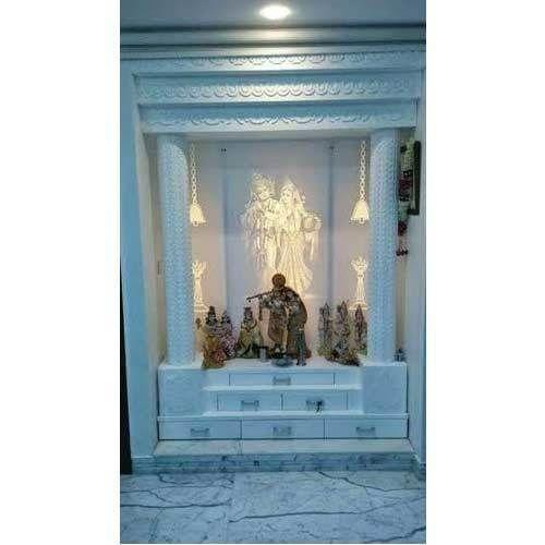Temple Interior Designing - Modular Temple Interior Designing ...