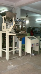 Semi Automatic Two Head Linear type Weigh Filler