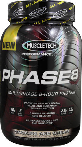 Muscle Tech Phase8 Protein (cookies And Cream) 2 Lbs - Healthone ... c6bbef684