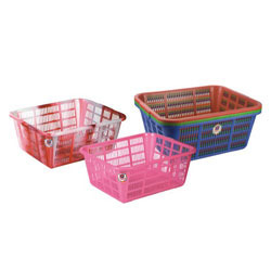 Plastic Multipurpose Baskets