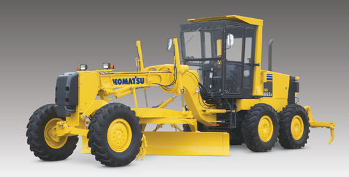 Earth Moving Equipment Repair Services - Komatsu Trucks Repair