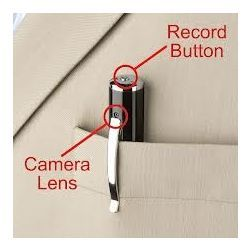 USB Spy Camera Pen Along With 8GB Micros card