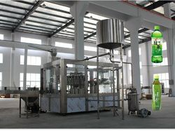Hot Liquid Filling Machine