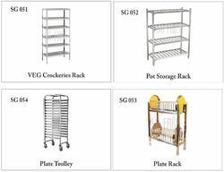 Vetable Storage Rack