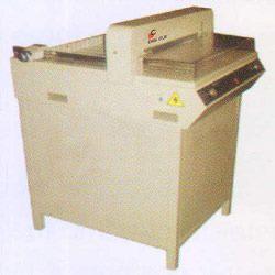 Semi Auto Paper Cutter