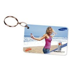 Card Key Chains