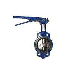Lug Type Butterfly Valve Handle Operated