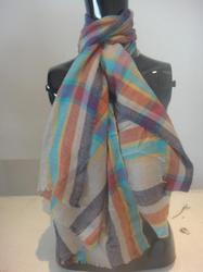 Wool Silk Cashmere Scarves