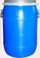 Open Mouth Plastic Drum 50 Kg Hdpe Open Mouth Drum