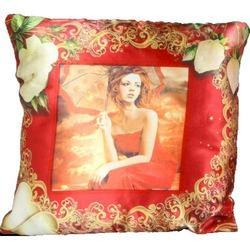 Printed Square Cushion
