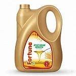 Fortune Refined Rice Bran Health Oil (5 ltr)