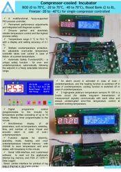 Compressor-Cooled Incubator