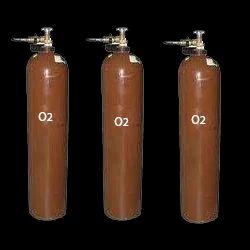 Oxygen Gas, ऑक्सीजन गैस, Gas Cylinder   Amrapali