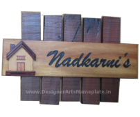 best designs popular nameplates nameplate manufacturer from thane - Name Plate Designs For Home