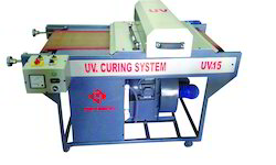 Compact UV Curing System