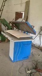 Flat Bed Press - Automatic