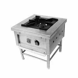 Commercial Single Cooking Burner Range