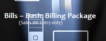 bills basic billing package view specifications details of