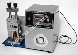 Demattia Flex Tester Machine
