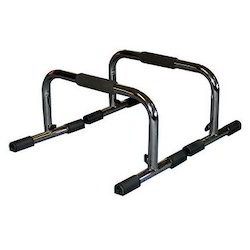 Delux Mild Steel Adjustable Don Bars, For Muscle Gain