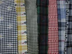 Yarn Dyed Dobby Fabric