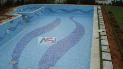 Glass Mosaic Swimming Pool Tiles