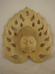 White Wood Carvings