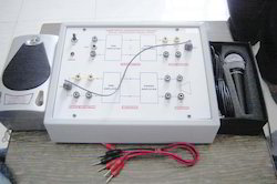 Fiber Optic Communication Trainer