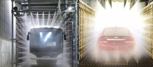 Shower Tester Booth Shower Testing System Manufacturer