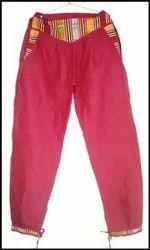 Rajasthani Maroon Color Pyjamas