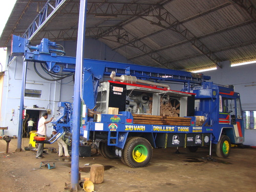 Borewell Rigs New And Used Servicing Reconditioning
