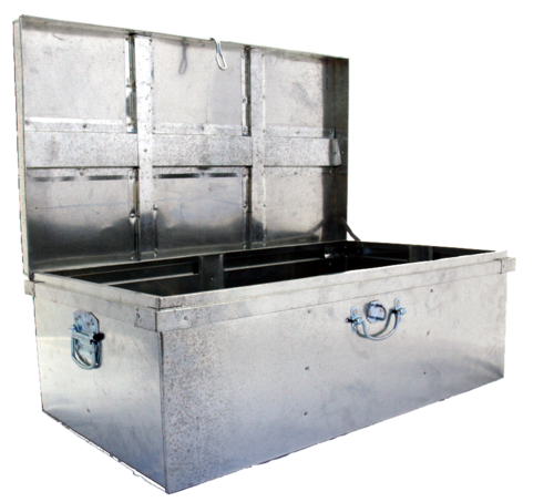 Storage Trunks At Rs 800 Piece Steel Amp Galvanised Iron
