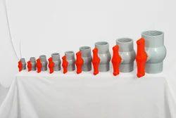 Payal Polypropylene Ball Valves, Size: 20mm To 110mm