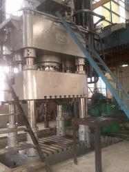 2000 Ton Hydraulic Forging Press