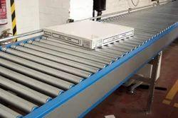 Free Flow Roller Conveyors