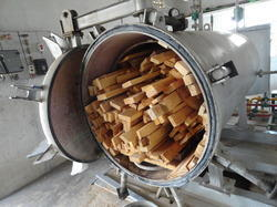 Chemical Treatment Plant for Wood Industry
