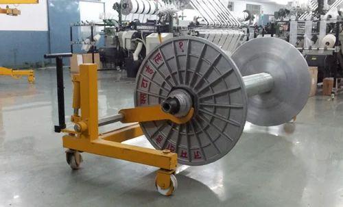 Hydraulic Warp Beam Trolley At Rs 99000 Unit S
