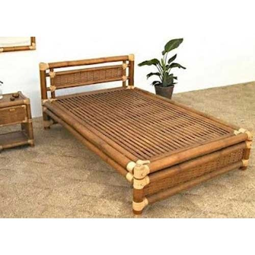 Bamboo Or Cane Bed - View Specifications & Details of ...
