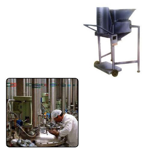 Flour Sifter for Chemical Industry