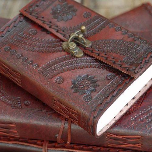 Emboss Leather Diary, Files, Folders & Notebooks | K. L. ...